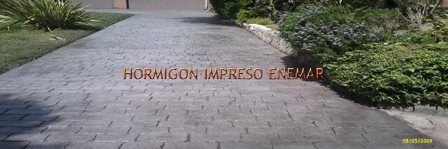 Hormigon impreso en illescas pavimentos de cemento pulido for Hormigon para pavimentos