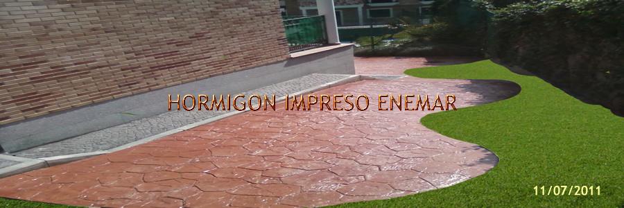 Hormigon impreso en valmojado pavimentos de cemento pulido for Hormigon impreso en toledo